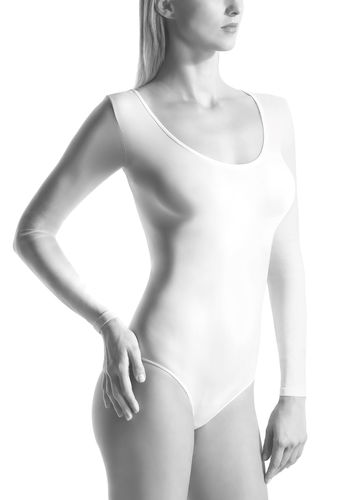 OROBLU Body Round Long Sleeve Microfaser 3D