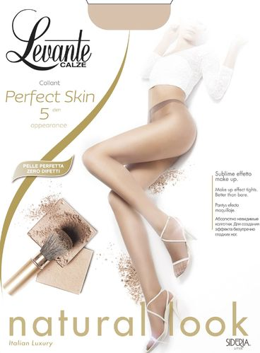 Levante PERFECT SKIN 5 den, super fein